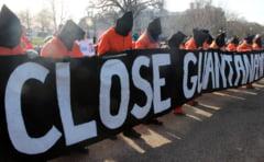 SUA anunta cel mai mare transfer de detinuti de la Guantanamo