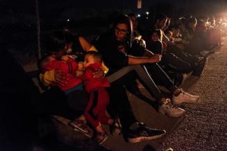 SUA ar pregati un val de arestari in randul familiilor de imigranti ilegali