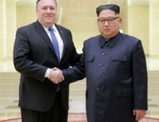 SUA ar putea ajuta economic Coreea de Nord daca renunta rapid la armele nucleare