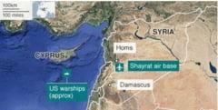 SUA ataca o baza din Siria. Filmul unei zile ce va avea implicatii pentru intreaga lume (Video)