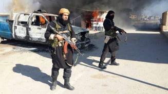 SUA au bombardat Statul Islamic in Irak, inainte ca Obama sa anunte strategia impotriva jihadistilor