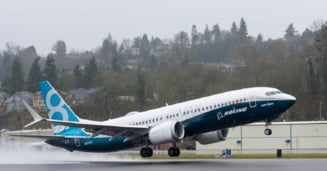 SUA au dat unda verde pentru revenirea aeronavelor Boeing 737 MAX in serviciul comercial