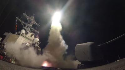 SUA au prevenit Rusia inainte de atacul din Siria, pentru ca militarii sai sa nu fie afectati