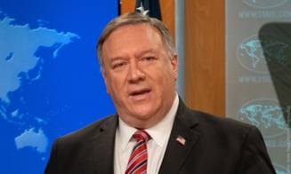 SUA au sanctionat patru companii chineze si ruse, acuzate ca au sustinut programul nuclear iranian
