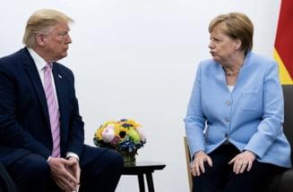 SUA avertizeaza companiile europene ca ar putea fi sanctionate pentru implicarea in proiectul gazoductului Nord Stream 2