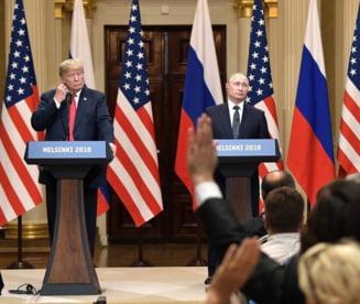 SUA considera Rusia responsabila pentru atacul neurotoxic din Marea Britanie si vor impune sanctiuni