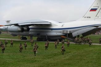 SUA demasca jocurile lui Vladimir Putin: 80.000 de militari rusi au ramas langa frontiera cu Ucraina