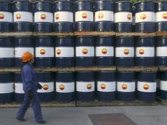 SUA excepteaza China de la embargoul asupra petrolului iranian