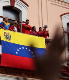 SUA instituie sanctiuni pentru fiii vitregi ai lui Maduro