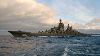 SUA nu sunt ingrijorate de exercitiile Rusiei in Marea Neagra