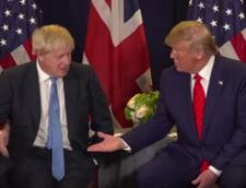 SUA prefera un Brexit fara un acord, arata documente oficiale. Tusk: Trump se roaga pentru destramarea UE