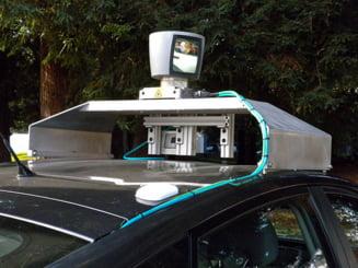 SUA pregatesc legislatie pentru masinile fara sofer produse de Google (Video)