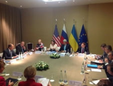 SUA promit ajutor militar Ucrainei...dar nu arme si munitie