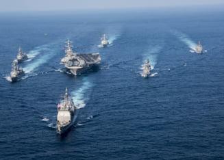 SUA si Coreea de Sud ar putea raspunde militar dupa ultima racheta balistica lansata de Kim Jong-un