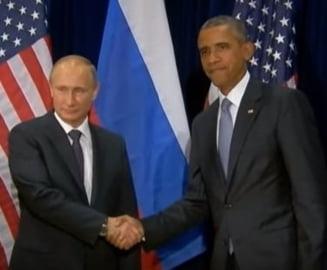SUA si Rusia si-au impartit cerul Siriei: Acord pentru evitarea incidentelor aeriene