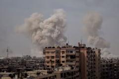 SUA sustin ca atacul chimic din Siria ar fi fost realizat cu un agent neurotoxic
