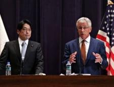 SUA trimit distrugatoare in ajutorul Japoniei, pentru a intercepta rachetele nord-coreene