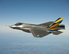 SUA vor sa extinda exportul de avioane F-35 catre cinci noi state, inclusiv Romania