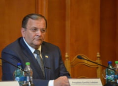 SUCEAVA . Gheorghe Flutur a castigat un nou mandat la sefia Consiliului Judetean