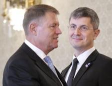 SURSE Discutie telefonica Klaus Iohannis - Dan Barna; o intalnire va avea loc la finalul saptamanii