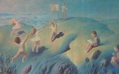 "Sabin Balasa, pictorul oltean care a stiut sa-si vanda scump opera. A pictat o fresca fara bani in satul natal: ""In fiecare zi ii asiguram tigarile si vodca"""