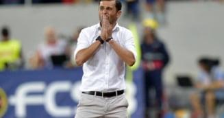 """Sabin Ilie si Lucian Sanmartean, surprinsi de antrenorul Dica: """"S-a impus intr-un vestiar cu greutate"""" + Unde a fost surprins astazi tehnicianul de la FCSB"""
