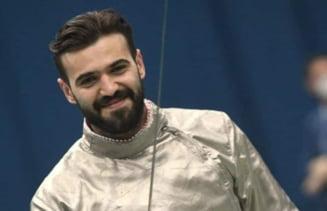 Sabrerul Iulian Teodosiu, eliminat de la JO 2020 în optimi. Românul a fost la un pas de un nou miracol
