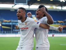 Sahtior Donetk si FC Sevilla, in semifinalele Europa League, dupa ce au eliminat pe FC Basel si Wolverhampton