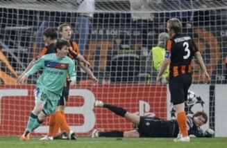 Sahtiorul lui Lucescu, eliminat din Liga Campionilor! Barcelona, in semifinale