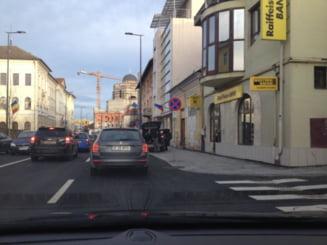 """Salajean depistat cu alcoolul la """"bord"""" in Cluj"""