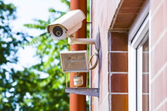 Salajenii care isi monitorizeaza imobilele cu camere video risca amenzi usturatoare daca nu colaboreaza cu Politia