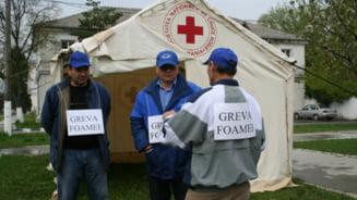 Salariati de la Uzinele Sodice Govora au intrat in greva foamei