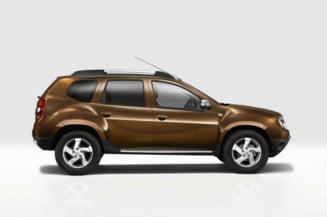 Salariatii de la Mioveni produc 260 de Dacia Duster pe zi