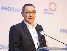 Salarii de mii de euro din bani publici la Pro Romania. Victor Ponta s-a angajat consilier juridic la propriul partid