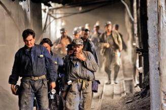 Salarii marite pentru minerii de la Turceni si Rovinari