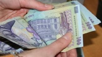 Salariilor bugetarilor cresc de la 1 iunie