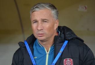 Salariu urias pentru Dan Petrescu la CFR Cluj
