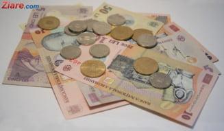 Salariul mediu a crescut in 2011 - Afla in ce judete s-au dat cei mai multi bani