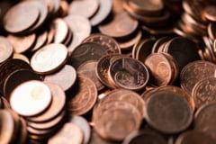 Salariul mediu brut din Romania a crescut cu 38 de lei in luna octombrie