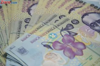 Salariul mediu net a crescut in februarie... cu un leu - vezi la cat a ajuns