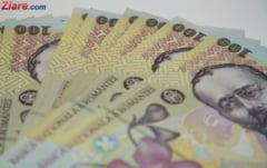 Salariul mediu net a crescut in martie cu 15,5%. Majorari substantiale la bugetari