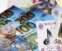 Salariul mediu net in Bucuresti: 600 de euro