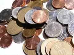 Salariul mediu net s-a majorat, in septembrie, cu 46 de lei