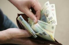 Salariul minim pe economie creste la 750 de lei de la 1 februarie
