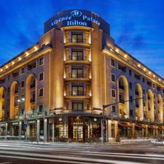 Salariul urias pe care il castiga lunar managerul hotelului Hilton din Bucuresti