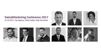 Sales & Marketing Conference: cum se adapteaza specialistii in marketing si vanzari la noile provocari in domeniu