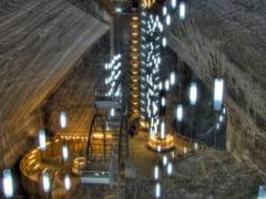 Salina Turda, in topul destinatiilor turistice incredibile despre care nu stiati ca exista