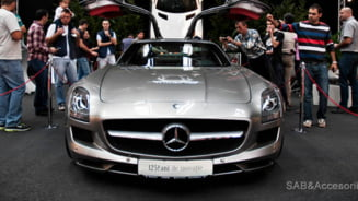 Salonul Auto Bucuresti incepe vineri: Care sunt noutatile