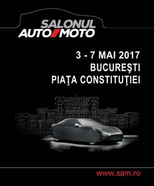 Salonul Auto-Moto isi deschide portile, miercuri, in Piata Constitutiei