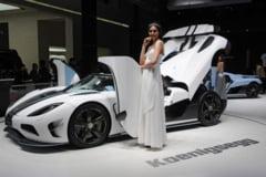 Salonul Auto de la Shanghai: Lux si batalia acerba pentru piata din China (Galerie foto)